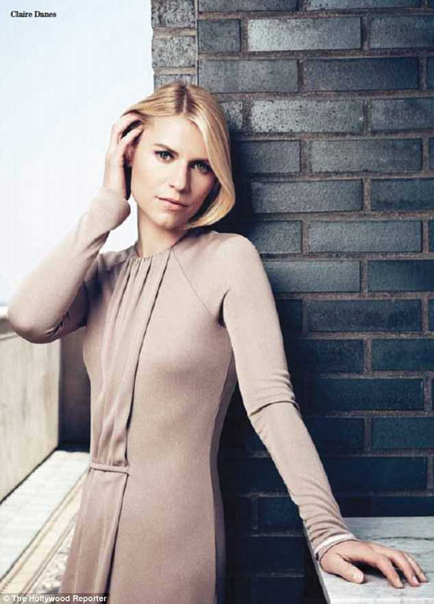 My so-called life: Clare Danes talked about the pressures of shooting a TV series with her fellow actresses