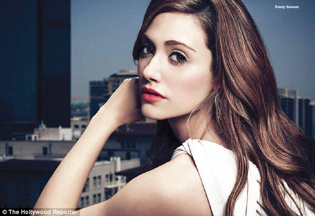 Shameless: Emmy Rossum is contractually obliged to show 'side-boob' on her TV show