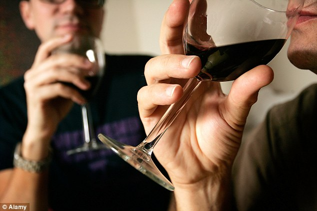 Guidance: Experts say 'safe' drinking levels are three to four units a day for men, or two to three for women