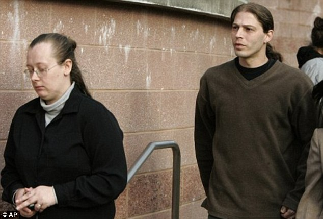 Decisions: The Campbells, pictured leaving court in 2009, said they chose the names as they were unique