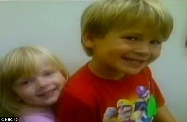 In care: Adolf Hitler, right, and his sister Aryan Nation were taken into custody in 2009 after a store refused to decorate a birthday cake with his name