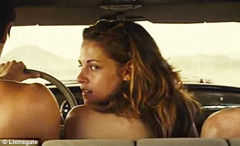 'I'm really proud of it!' Kristen Stewart goes topless in new movie On The Road, and says while she stands behind her decision, she knew it would cause a fuss