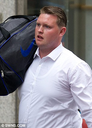 Michael Coffey was given a suspended jail term for his part in the scam