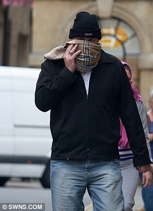John Coffey, 49, one of the family members behind a massive tax evasion and benefit fraud crime
