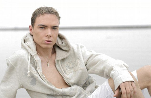 'Killer': Magnotta is believed to have fled the country on May 26 after the killing on the night of May 24 - 25