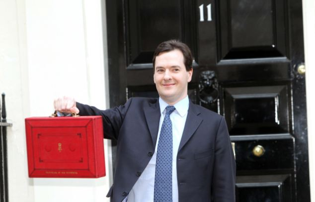 Laughing stock: This week's U-turns make a mockery of George Osborne's original budget