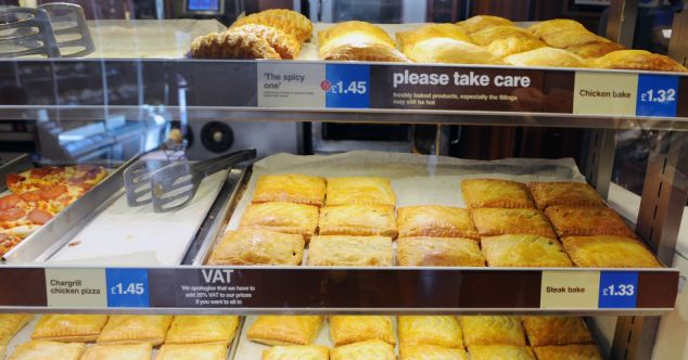 The week of the U-turn: The controversial pasty tax was revoked this week by George Osborne