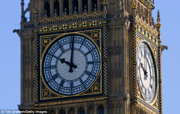 Honour: There are plans to rename the tower housing Big Ben to 'The Elizabeth Tower' to celebrate the Queen's Diamond Jubilee