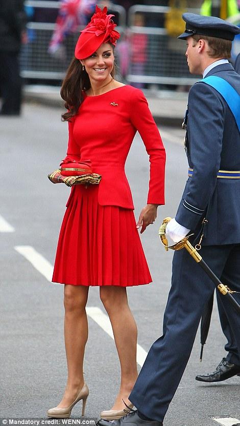 Kim Kardashian and Tulisa have both worn Duchess of ...
