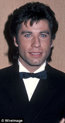 Fresh claims: John Travolta, pictured in 1983, is said to have had a six-year gay affair with his pilot  Doug Gotterba, seen right in 2008, back in the Eighties