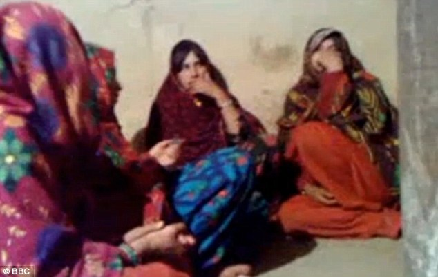 Four women were believed to have been killed last year after tribal elders condemned them to death for dancing and singing
