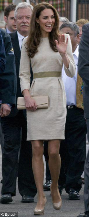 Britain's Catherine, The Duke and Duchess of Cambridge in Yellowknife