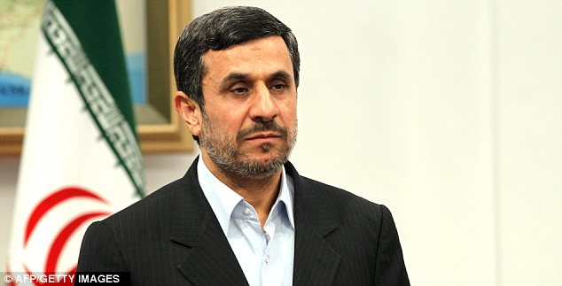 Going nuclear: The leaks have included information about a U.S. cyber warfare program aimed at thwarting the nuclear program of Iran and its president, Mahmoud Ahmadinejad