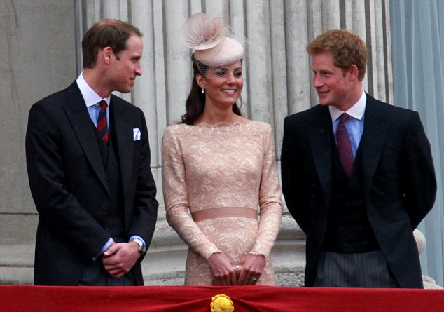 Both Prince William and Prince Harry have qualified in their respective fields