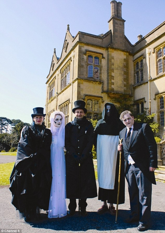 Spooky solution: The show suggested having ghost tours at Chapel Cleeve as a means of making money