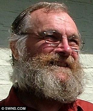 Creator: Bernard Reeves, 67, built the car in his garage