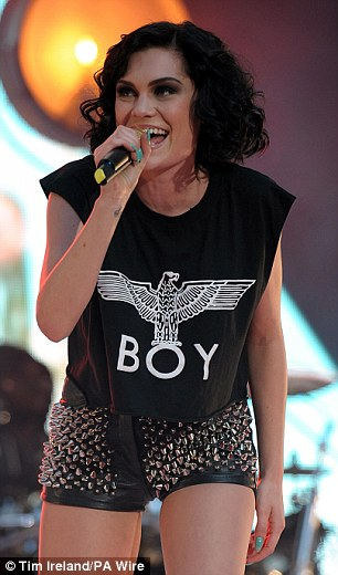 Impressive! Jessie J gave a blistering performance at Capital FM's Summertime Ball