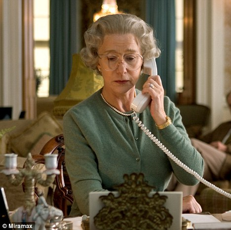 Crowning glory: Dame Helen Mirren is set to reprise her role as the Queen for a new West End play