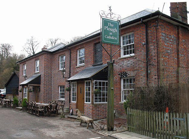 Error: The Plough pub, where the Camerons accidentally left their daughter Nancy when they drove off in separate cars