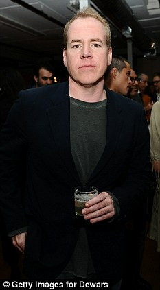 """Author Bret Easton Ellis attends the """"Band of Outsiders"""" dinner party"""