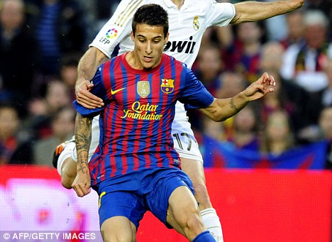 Wanted: Liverpool are interested in Tello