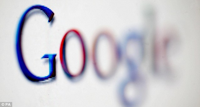 """The Google logo, as civil rights campaigners have warned that people are """"in the dark"""" about how Google's new priva"""