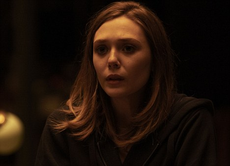 Underwhelming: Elizabeth Olsen as Sally Owen in the new movie Red Lights, which is disappointing despite an exciting cast