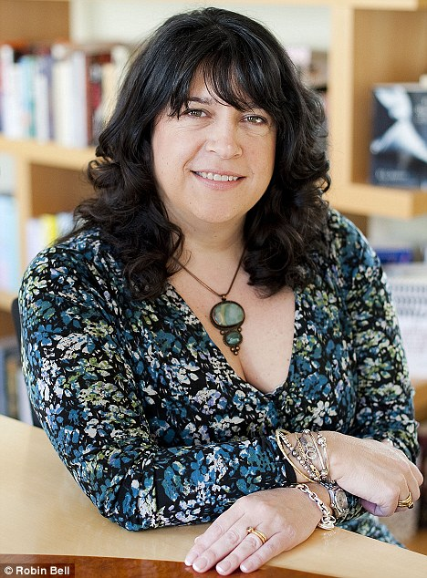 Sensation: English mother-of-two Erika Mitchell, 49, wrote the best-selling book under the pen name E L James