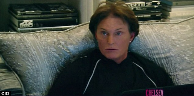 Unimpressed: Bruce told Kris that Todd 'was a scumbag then and a scumbag now'