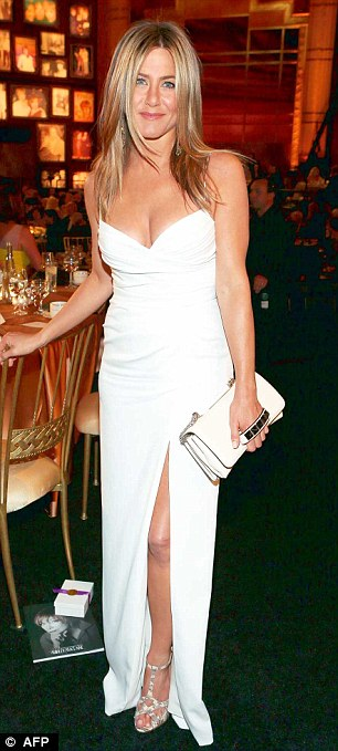 Jennifer Aniston is the envy of women worldwide with her toned physique and glowing appearance
