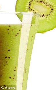 Jen's super smoothie has amazing health benefits
