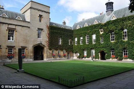 Thomas Patrick Keelan attended Lincoln College, Oxford as a student