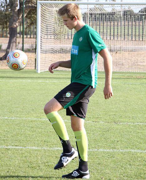 Eric Dier: defender has returned to Portugal