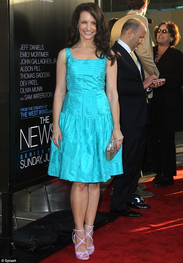 The Newsroom Premiere at The Arclight