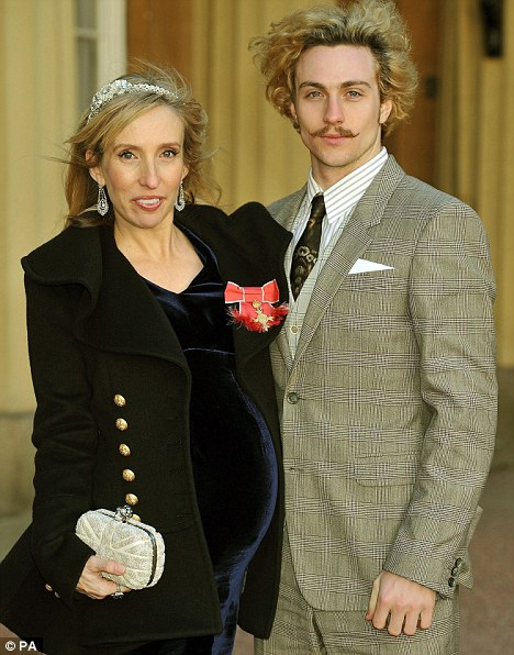 Artist and film director Sam Taylor-Wood has married her actor fiance Aaron Johnson