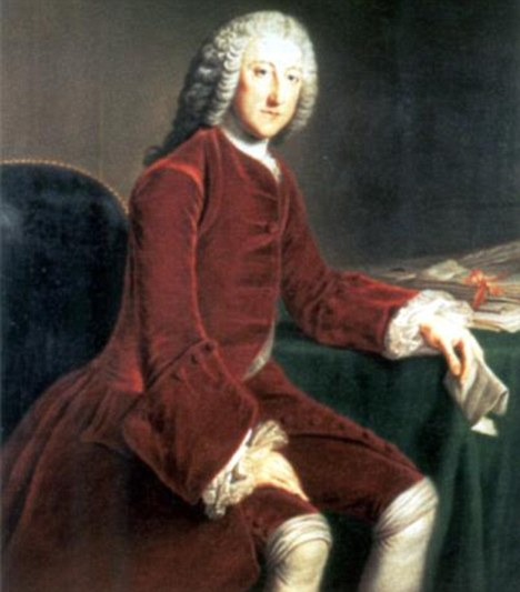 Controversial: William Pitt the Younger introduced tax in his war budget in 1798