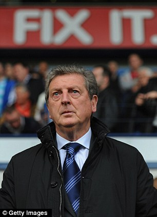 The avenger: Hodgson went back to Anfield and won