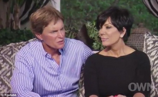 'I wish I could take it back': Kim Kardashian's stepfather Bruce Jenner admitted he felt that her marriage had failed after her over the top wedding back in August 2011