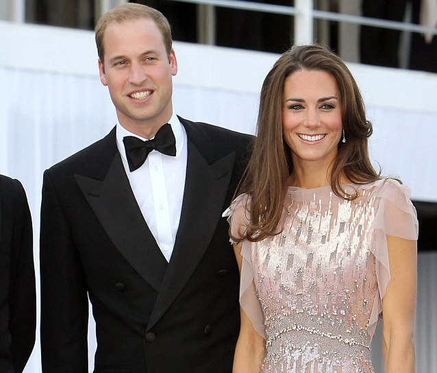 Breaking with tradition: If Kate's first child is a daughter, we are told she will become the heir apparent