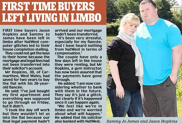 First time buyers left living in limbo