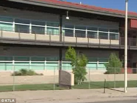 'Sexual hazing': Police declined to describe the nature of the hazing during a summer session at the AB Miller High School