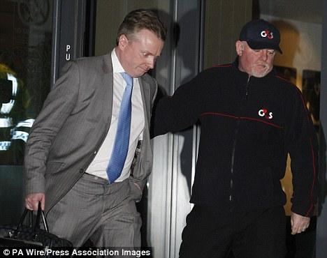 Police probe: Former rangers owner Craig Whyte