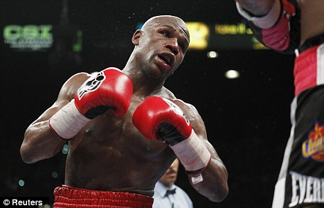 Credit where it's due: Mayweather has made the ring a safer place