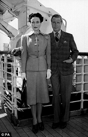 The Duke of Windsor was well-known for his taste in eye-catching suits