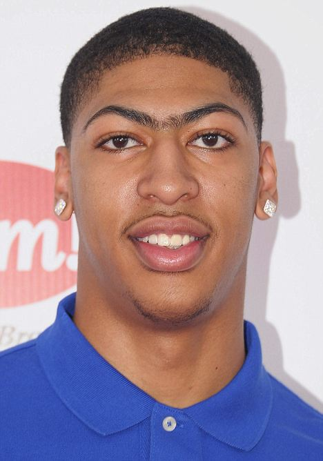 Fear the brow: Anthony Davis has trademarked his unibrow just before the NBA draft on Thursday