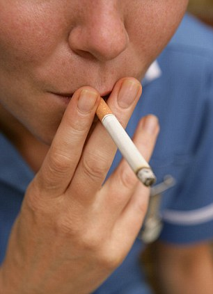 A way to quit? The jab could take the pleasure out of smoking, helping users quit