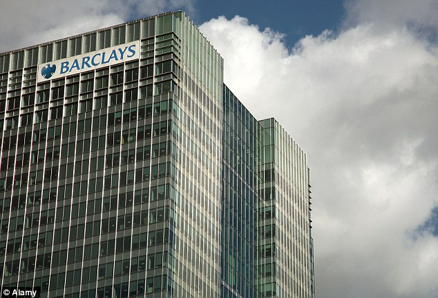 'Serious, widespread misconduct': Barclays bank (Canary Wharf HQ pictured) was fined £59.5million by the FSA and also agreed payments to authorities in the U.S. bringing its total liability to £290million