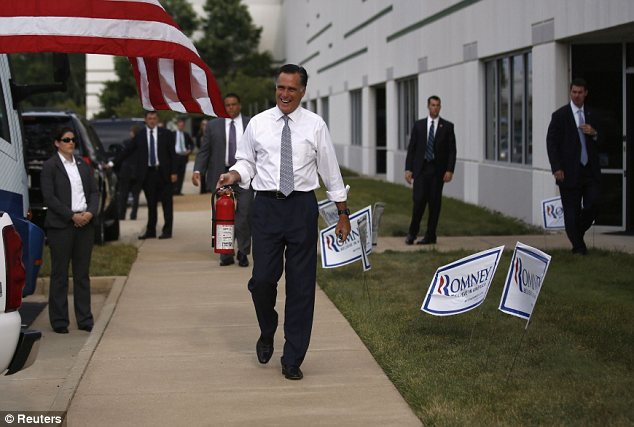 'Catch-22': If the healthcare legislation is upheld, presumptive Republican nominee Mitt Romney can run on repealing it - a sure-fire crowd pleaser