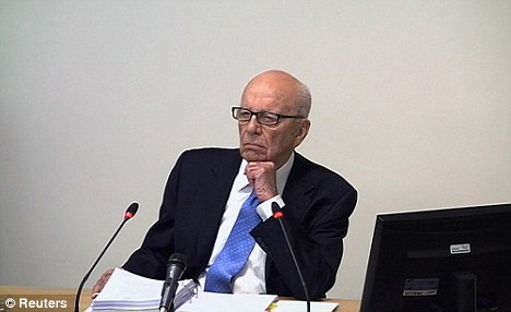 Murdoch's News Corp has been under pressure to spin off its newspaper business following the phone-hacking scandal