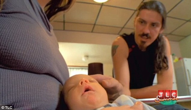 Sexual fetishes: In the season three premiere of TLC's Strange Sex, Jeff reveals how he is stimulated by breastfeeding and impregnating his wife, Michelle